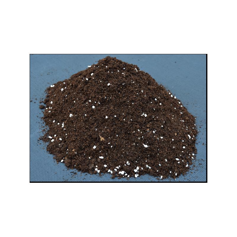 Pikiererde mit Vulkanton und Perlit, feine Struktur, 10 Liter