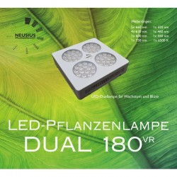 LED-Pflanzenlampe Dual 180VR