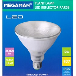 LED-Pflanzenlampe Megaman MM154-II
