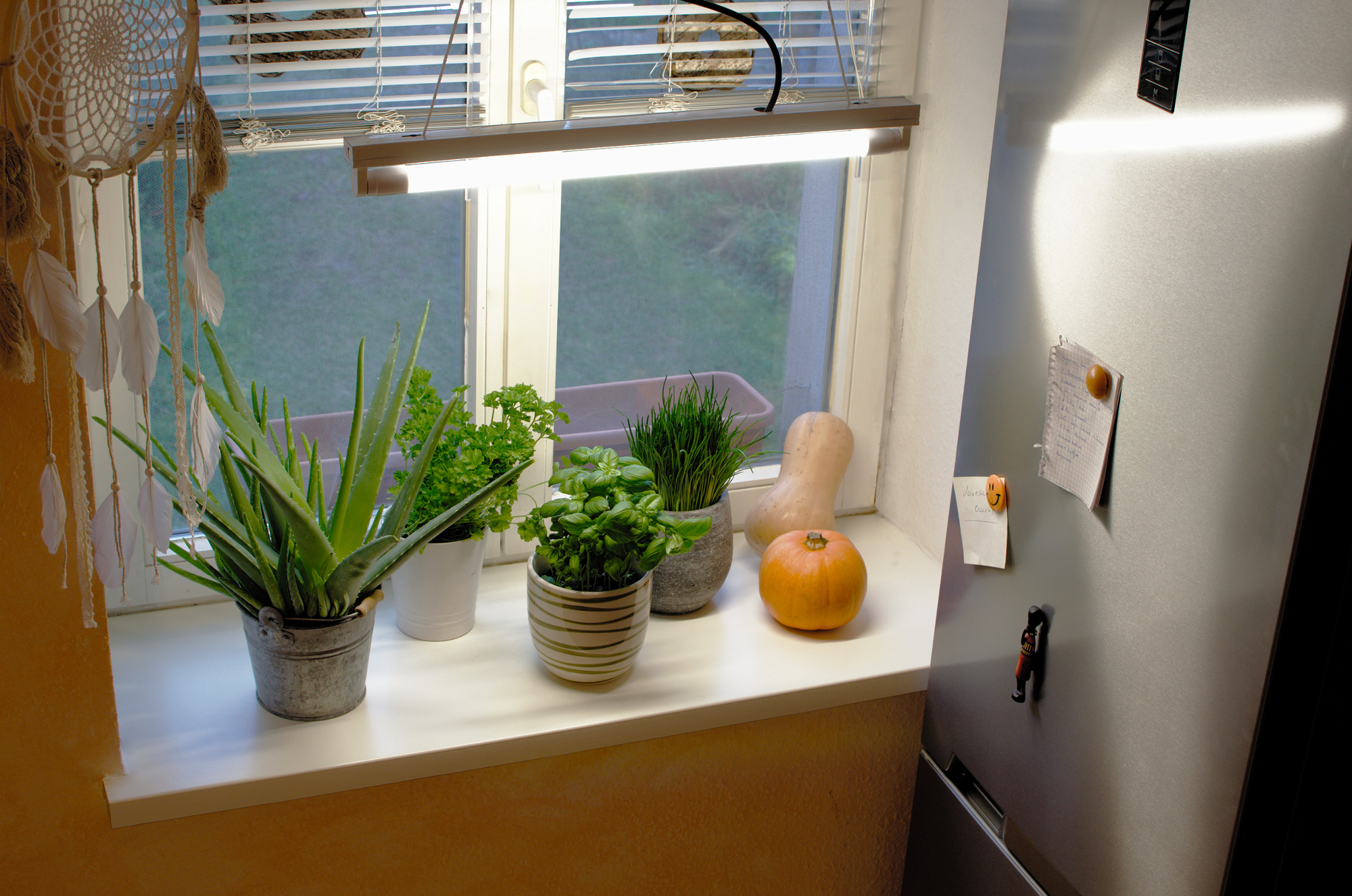 LED Pflanzenlampe Leuchtröhre 60cm