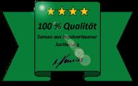 100% Qualitätssamen