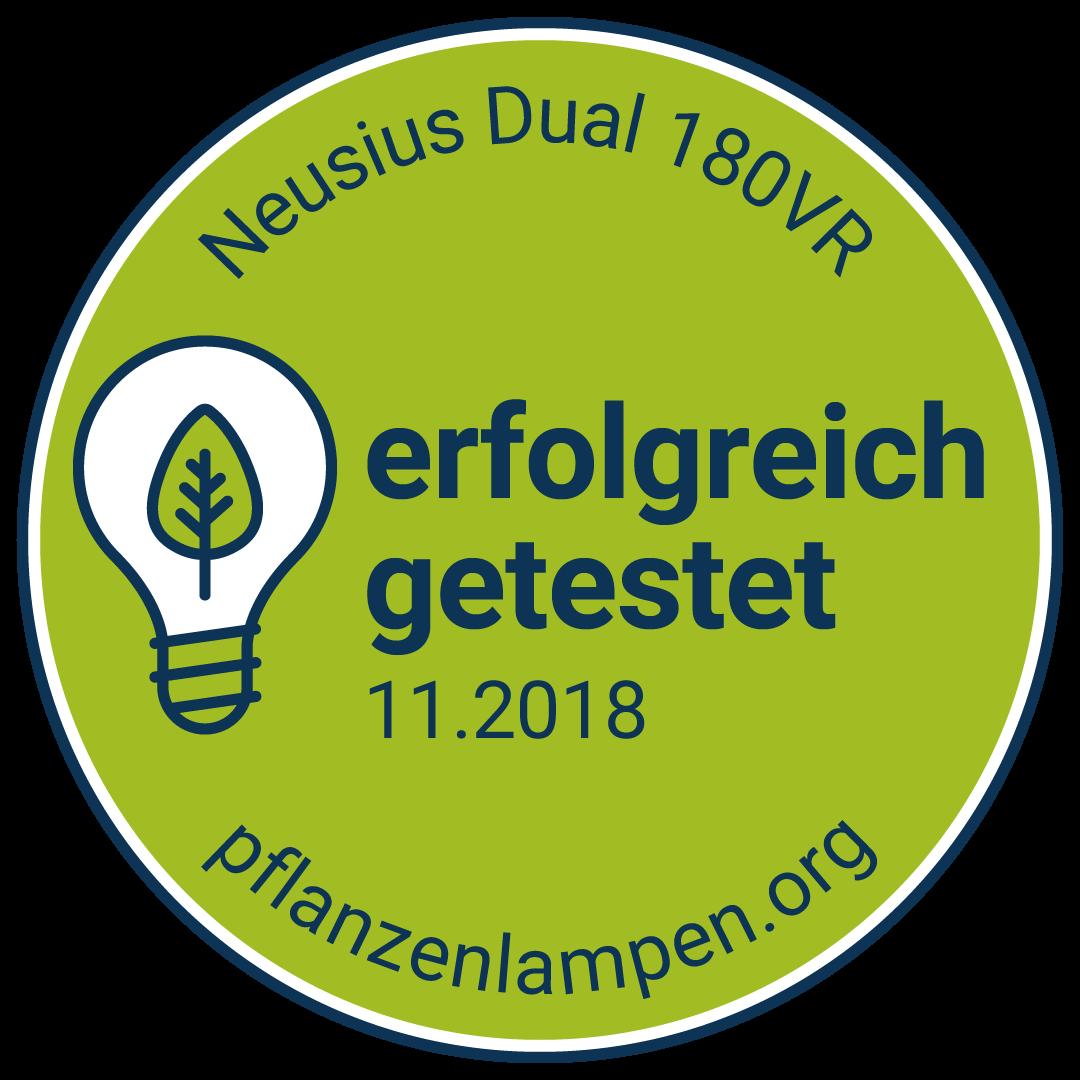 Zum Testbericht von Pflanzenlampen.org